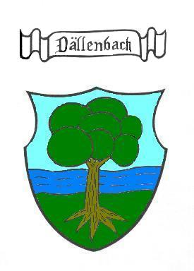 large Dillenbeck family crest